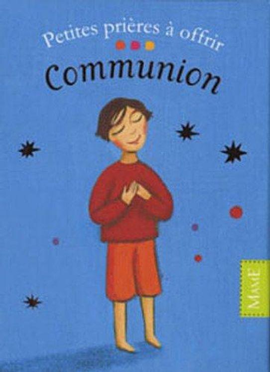 Petites prières à offrir Communion