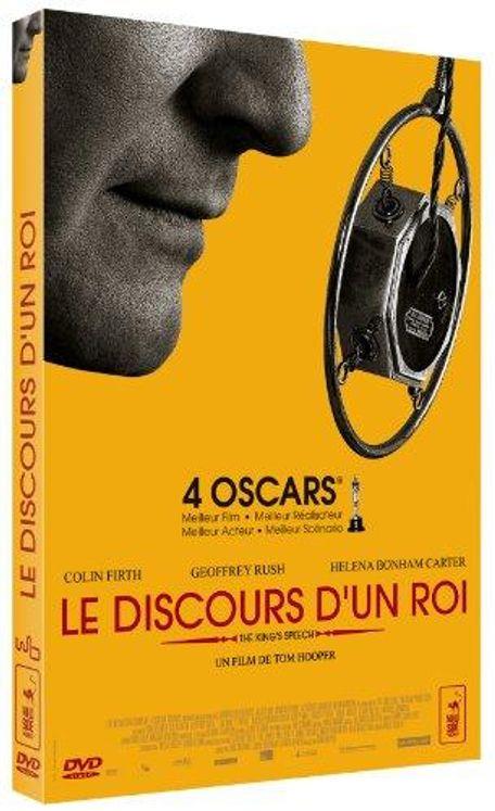Le discours d´un roi DVD
