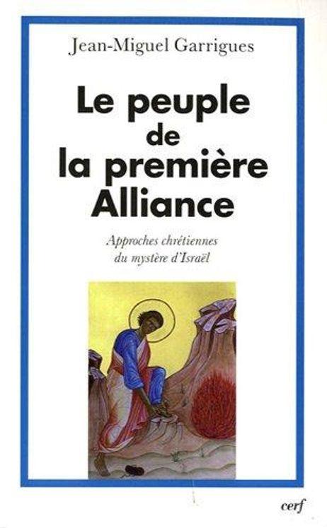 Le peuple de la première Alliance