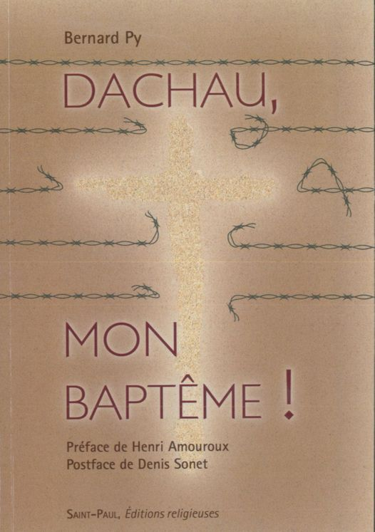 Dachau, mon baptême !