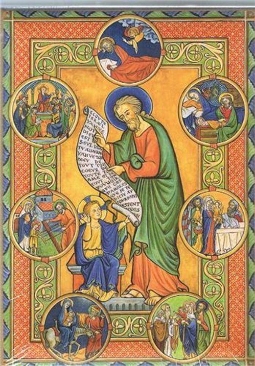 Icône les Sept Douleurs et Allégresses de St Joseph