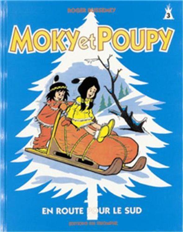 Moky et Poupy 03 - en route pour le sud