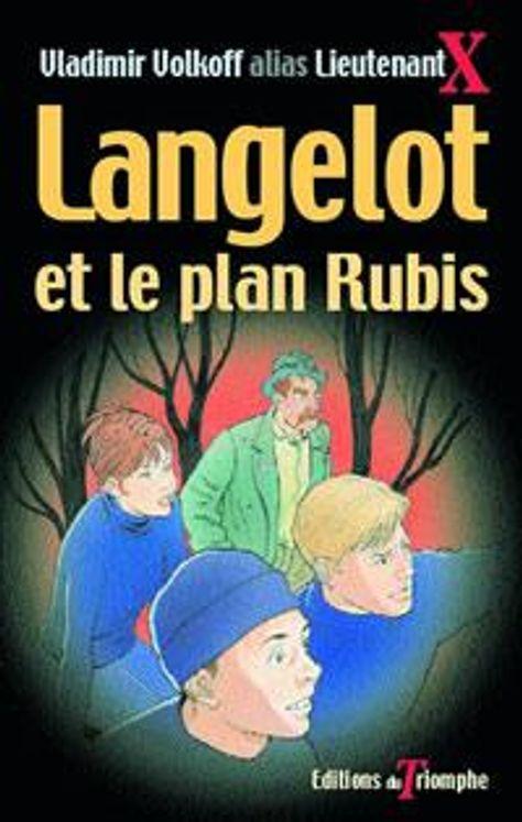 Langelot 28 - Langelot et le plan rubis
