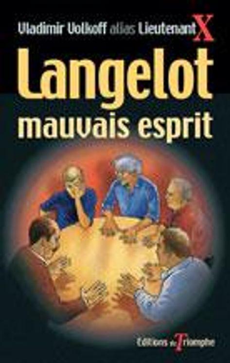 Langelot 33 - Langelot mauvais esprit