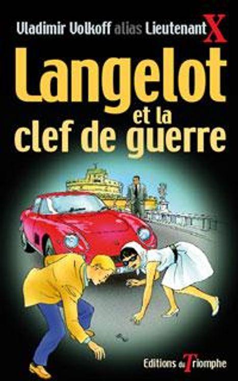 Langelot 36 - Langelot et la clef de guerre