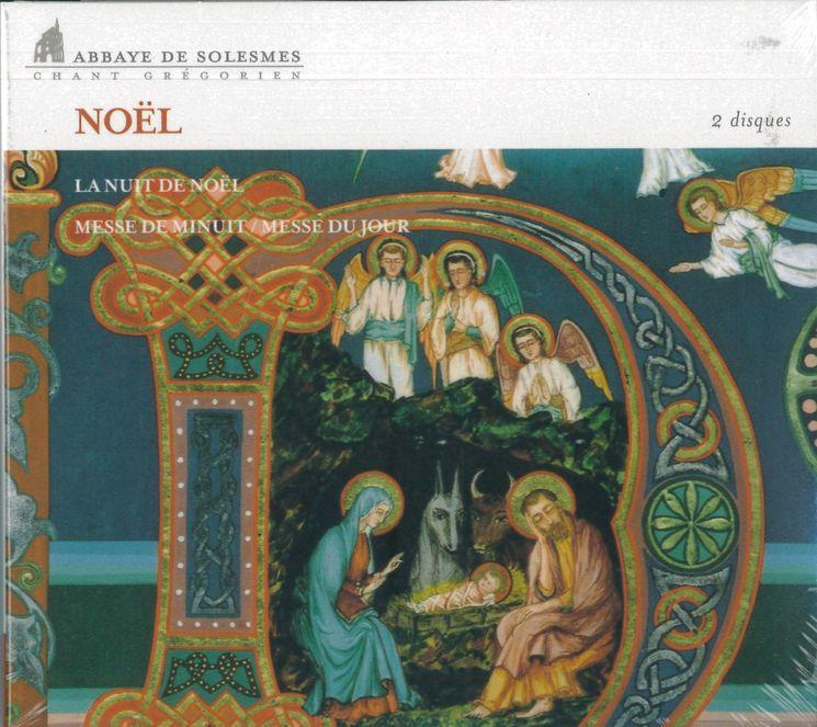Noël Abbaye de Solesmes  CD