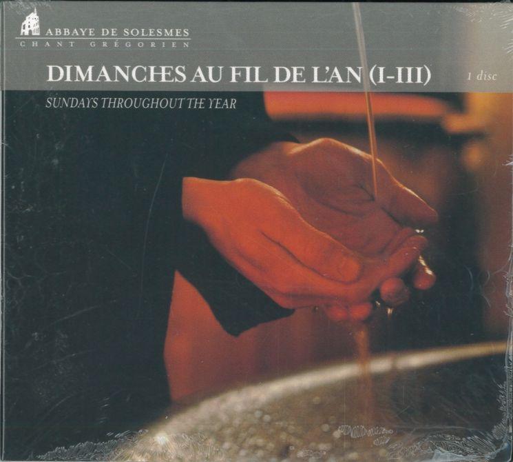 Dimanches au Fil Da l'An (I-III)