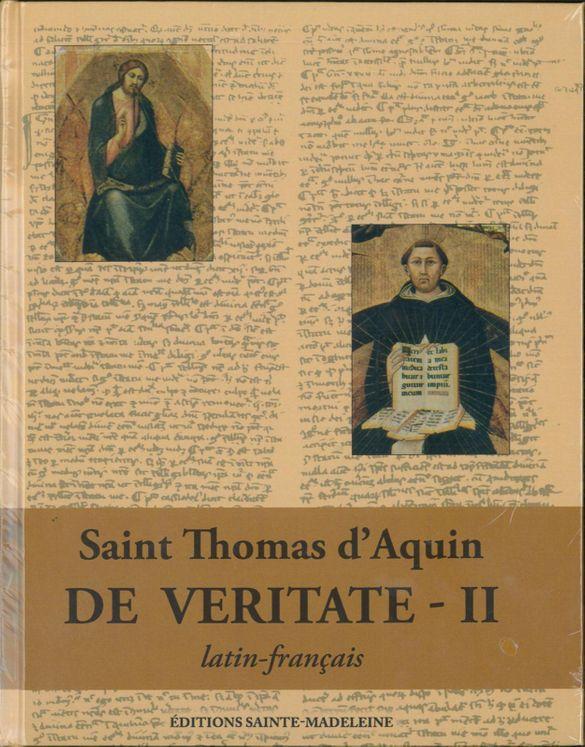 De Veritate - latin-français