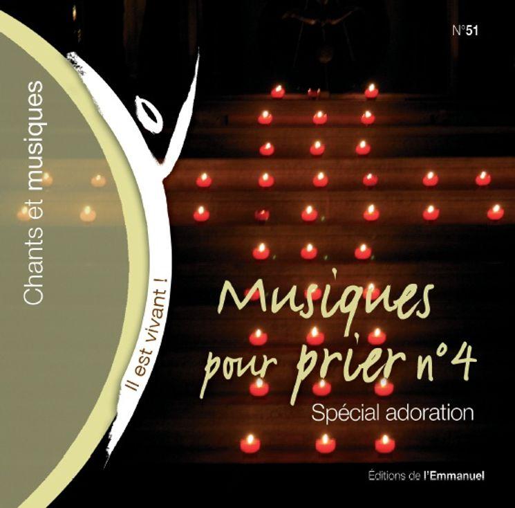 CD Il est vivant ! Musiques pour prier n° 4 - CD 51