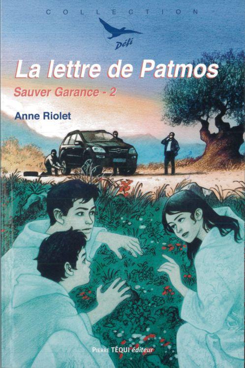 La lettre de Patmos - Défi n° 35