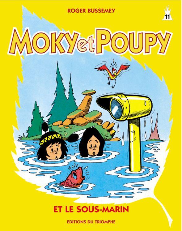 Moky et Poupy 11 - et le sous-marin