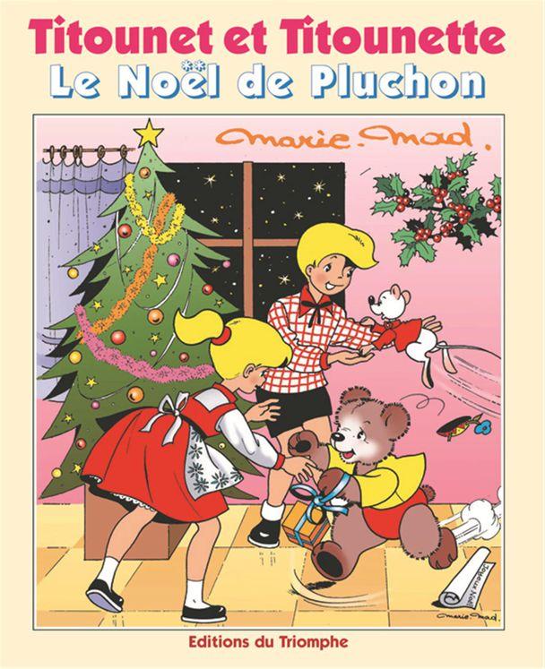 Titounet et Titounette 24 - le Noël de Pluchon