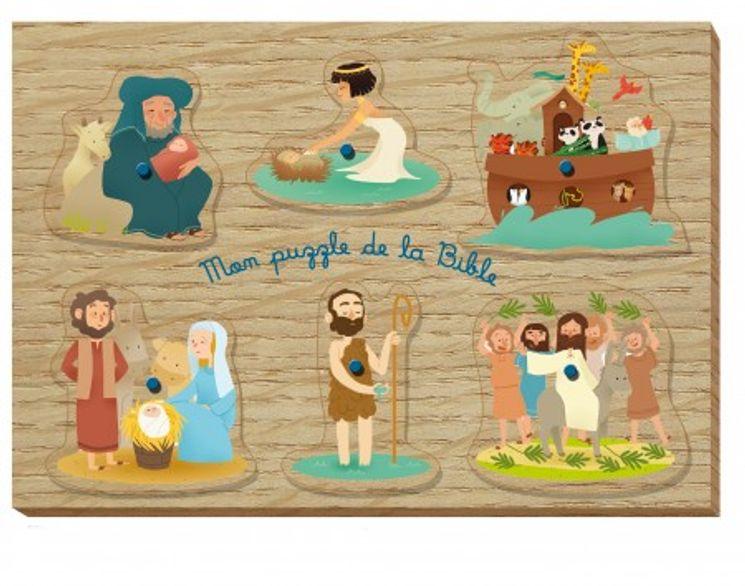 Mon puzzle de la Bible