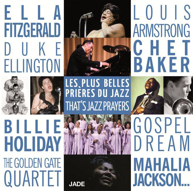 Les plus belles prières du Jazz - CD