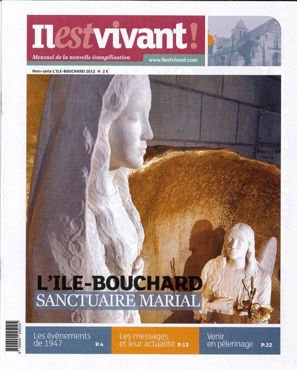 L´Ile-Bouchard 2012 - L´Ile-Bouchard sanctuaire marial