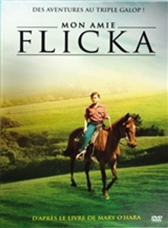 Mon amie flicka - DVD