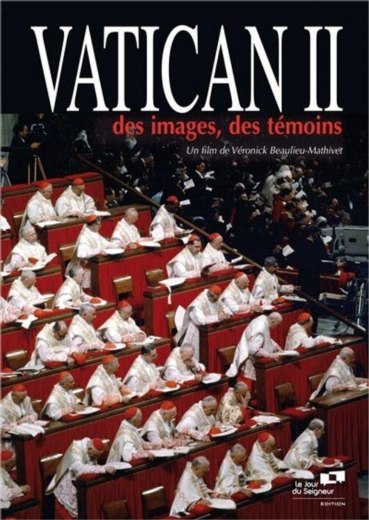 Vatican II  - Des images des témoins - DVD