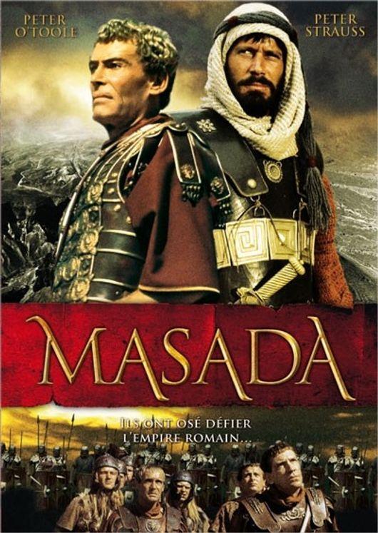 Masada - Coffret 2 DVD