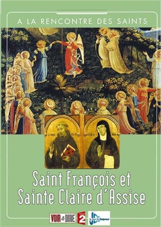 Saint Francois et sainte Claire d´Assise - DVD