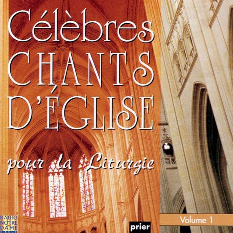 Célèbres chants d´église pour la liturgie vol 1, CD