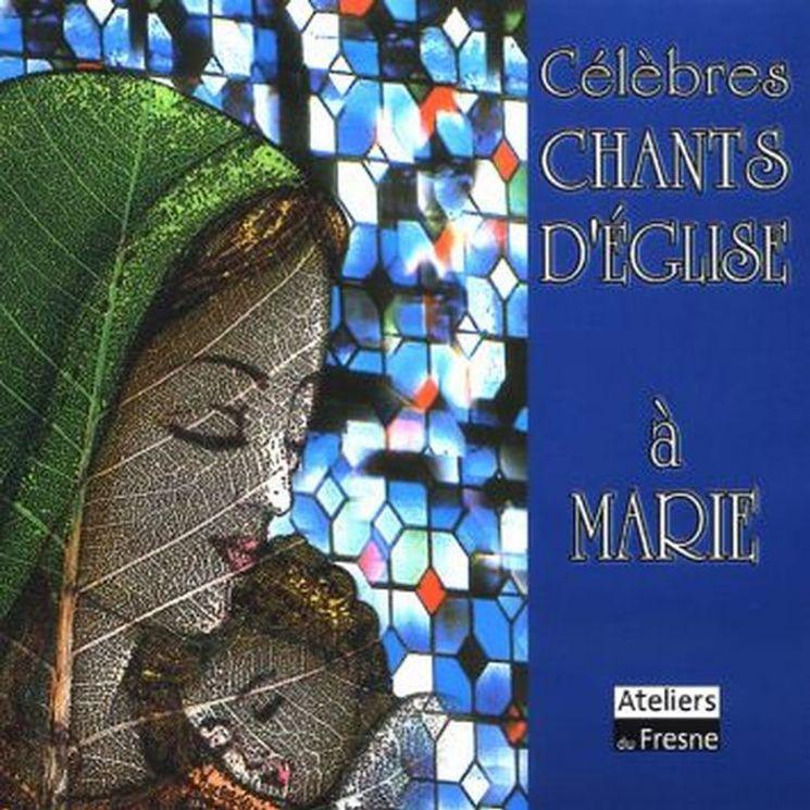 Célèbres chants d´église à Marie, CD