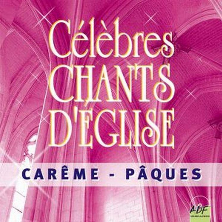 Célèbres chants d´église Carême / Pâques, CD