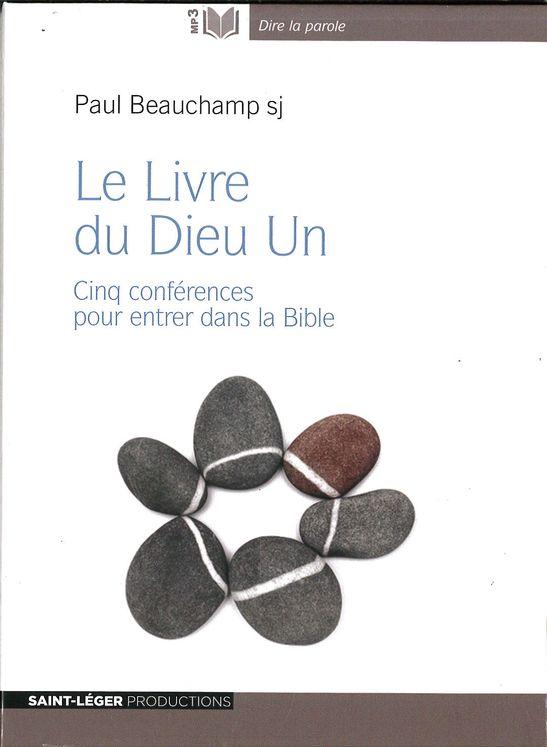Le Livre du Dieu Un - Audiolivre MP3