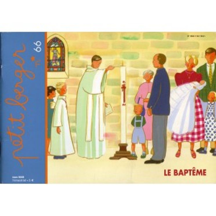 Petit Berger - Le Baptême - n° 66