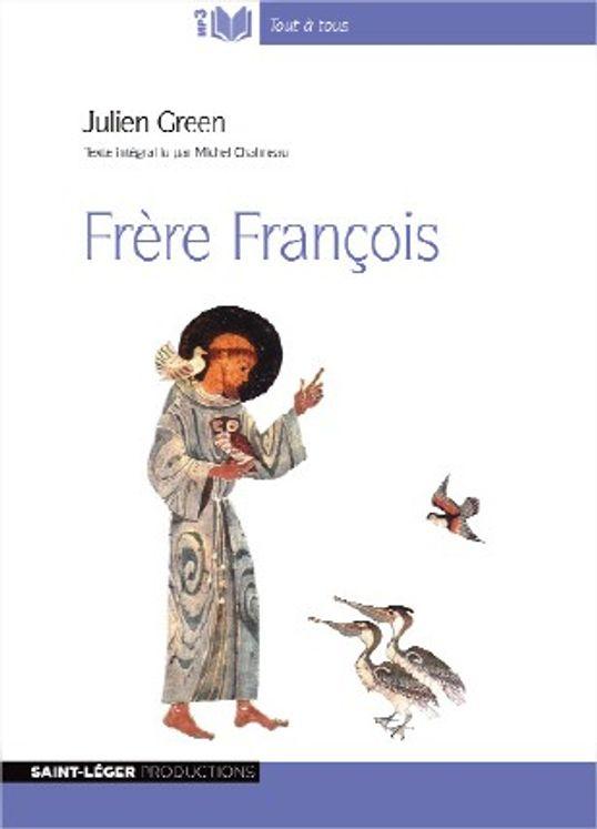 Frère François - Audiolivre MP3