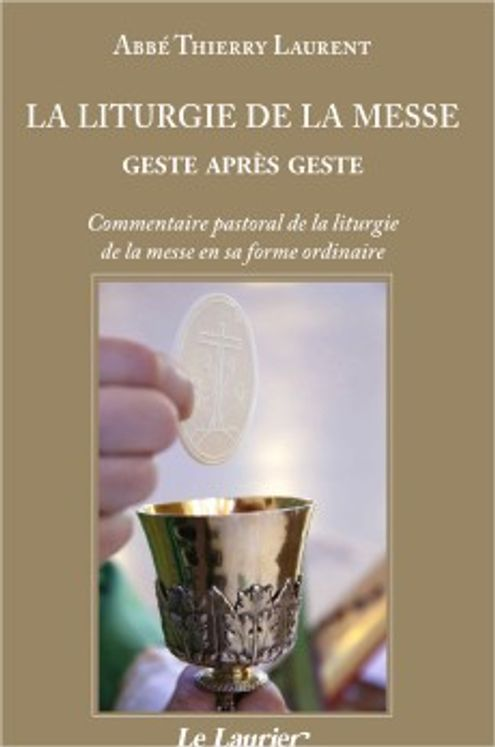 La liturgie de la messe geste après geste
