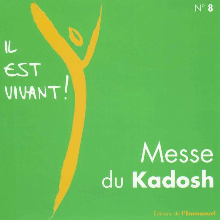 CD Il est vivant ! Messe du Kadosh - CD 8