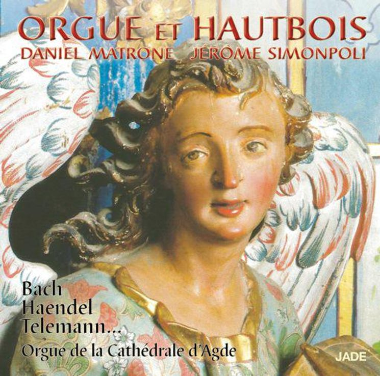 Orgue et Hautbois  - CD
