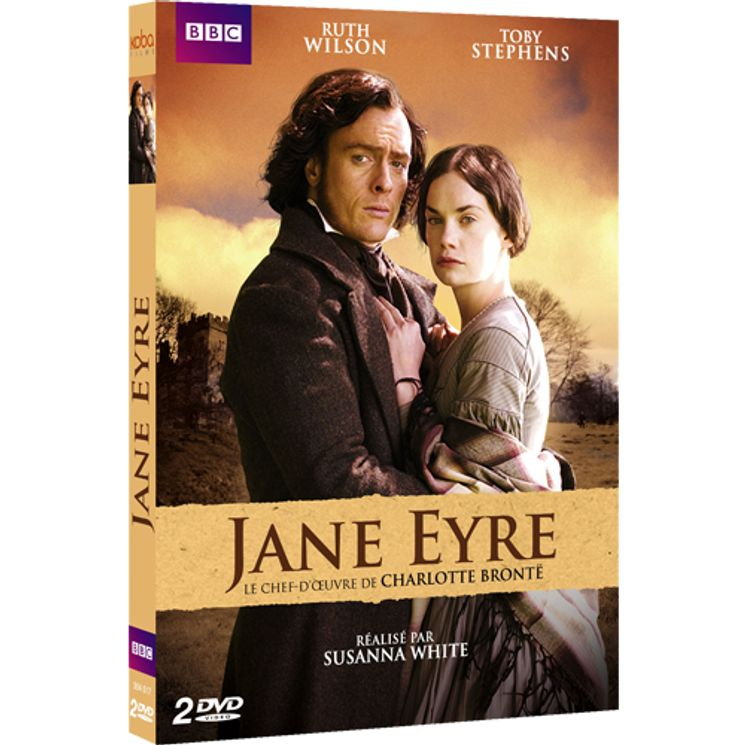 Jane Eyre - Coffret 2 DVD