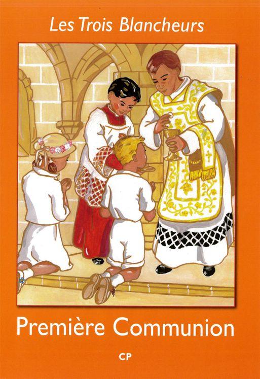 Les Trois Blancheurs - Préparation à la première communion - Volume 1 - CP