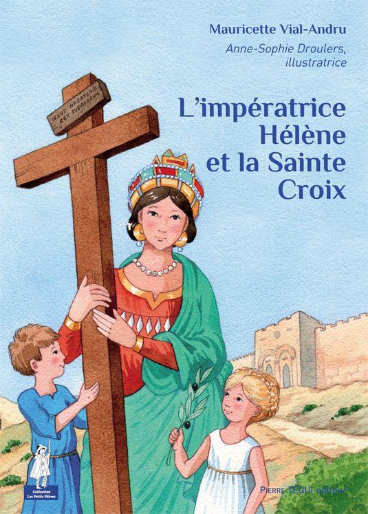 L´impératrice sainte Hélène et la Sainte Croix - Petits pâtres