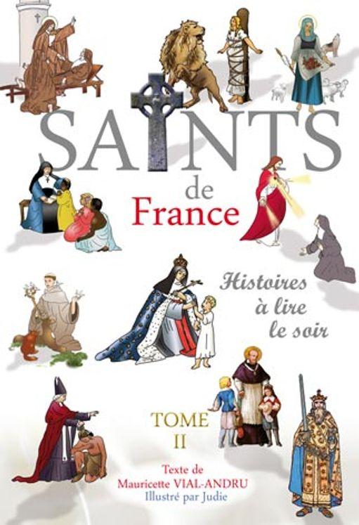 Saints de France  Tome 2
