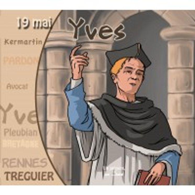 Saint Yves CD   Les messagers de Dieu