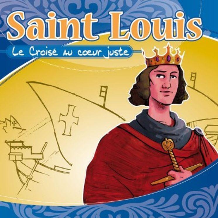Saint Louis, le croisé au coeur juste CD