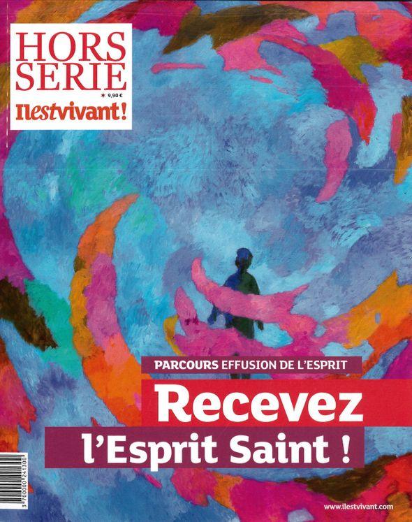 Pack de 10 exemplaires N°293 Recevez l´Esprit Saint - Un parcours pour se préparer à recevoir l´effusion de l´Esprit Saint