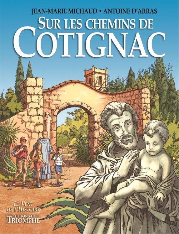 Sur les chemins de Cotignac  BD