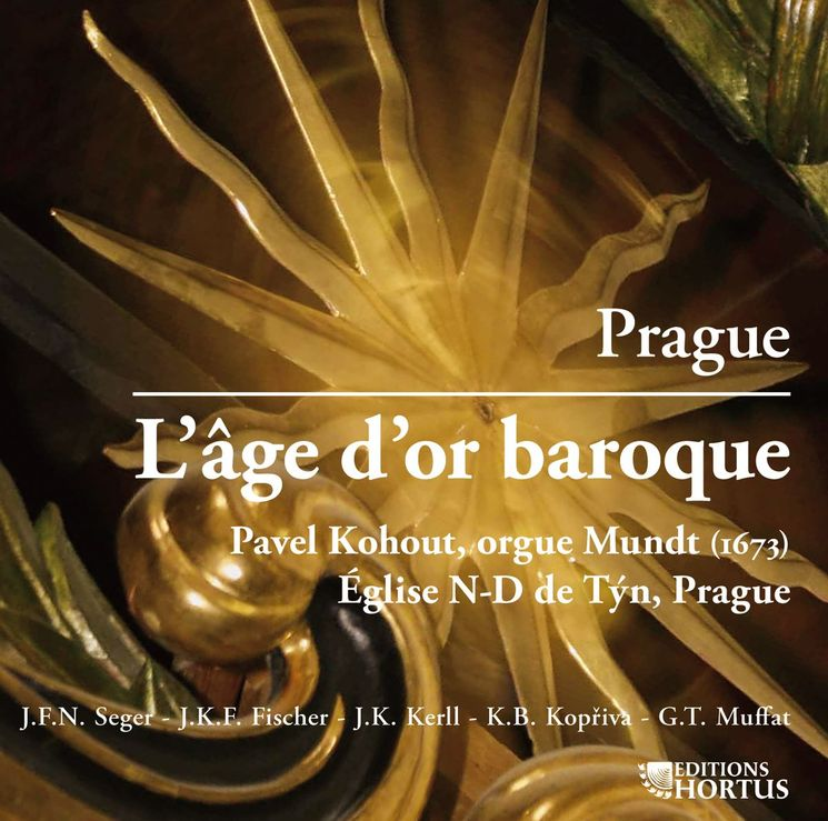 Prague l´Age d´Or baroque  - CD