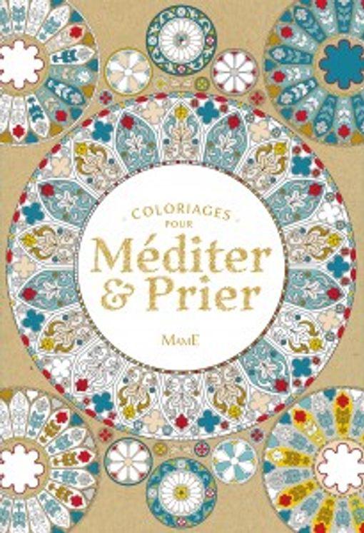Coloriages pour méditer et prier