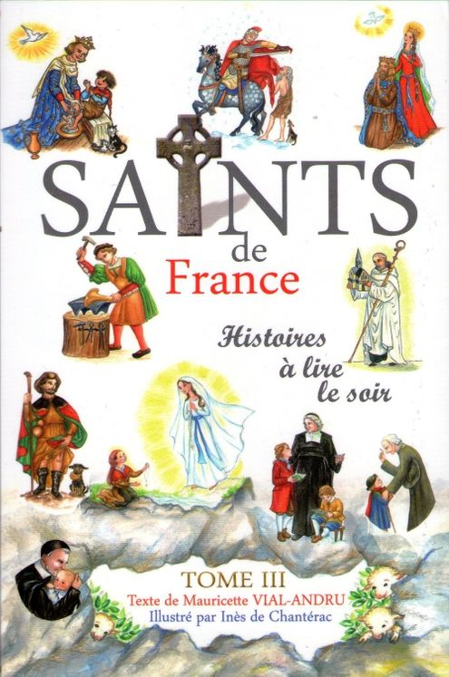 Saints de France  Tome 3