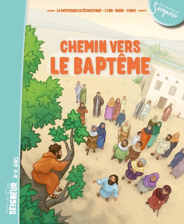 Chemin vers le baptême - Document enfant