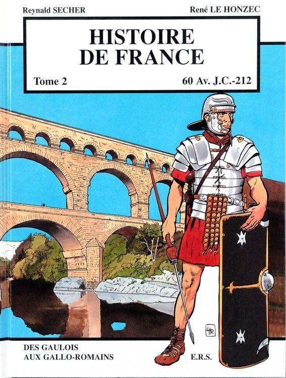 Histoire de France T2