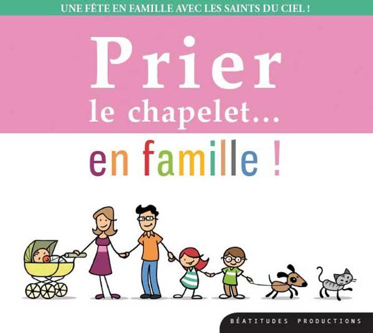 CD Prier le chapelet en famille