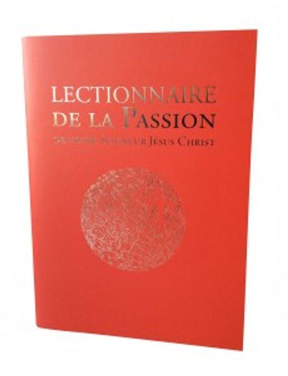 Livret lectionnaire de la  Passion  (Unité)