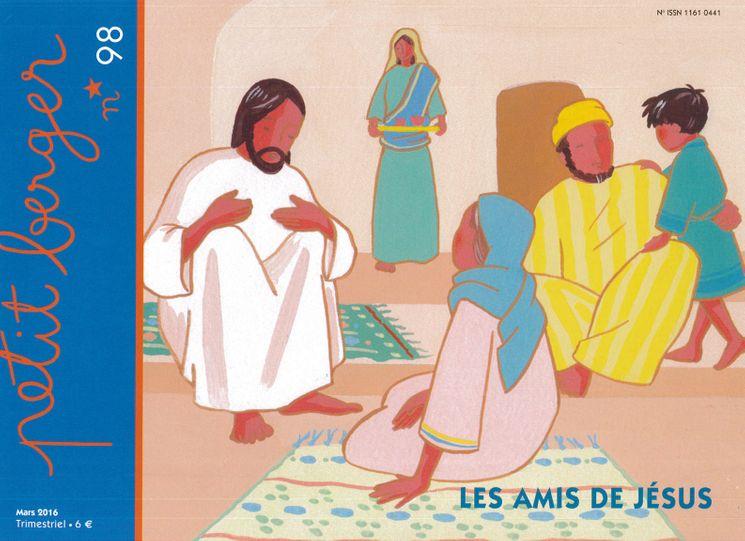 Petit berger 98 - Les amis de Jésus