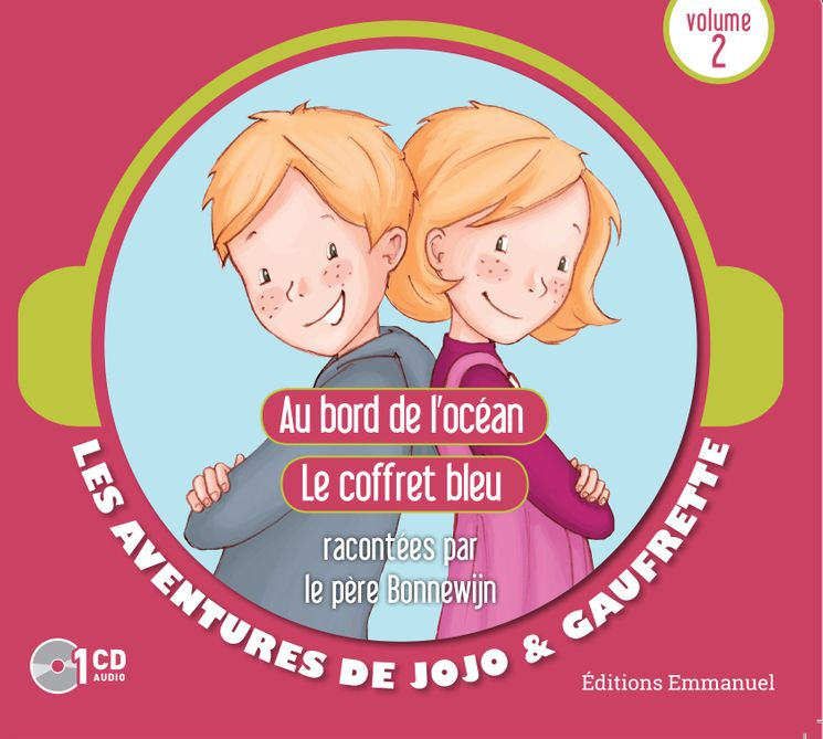 CD Jojo et Gaufrette - Volume 2