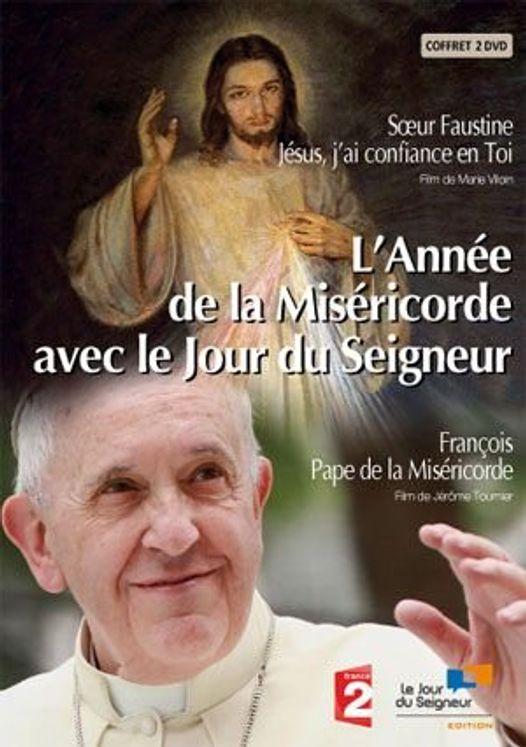 L´année de la Miséricorde avec le Jour du Seigneur - DVD